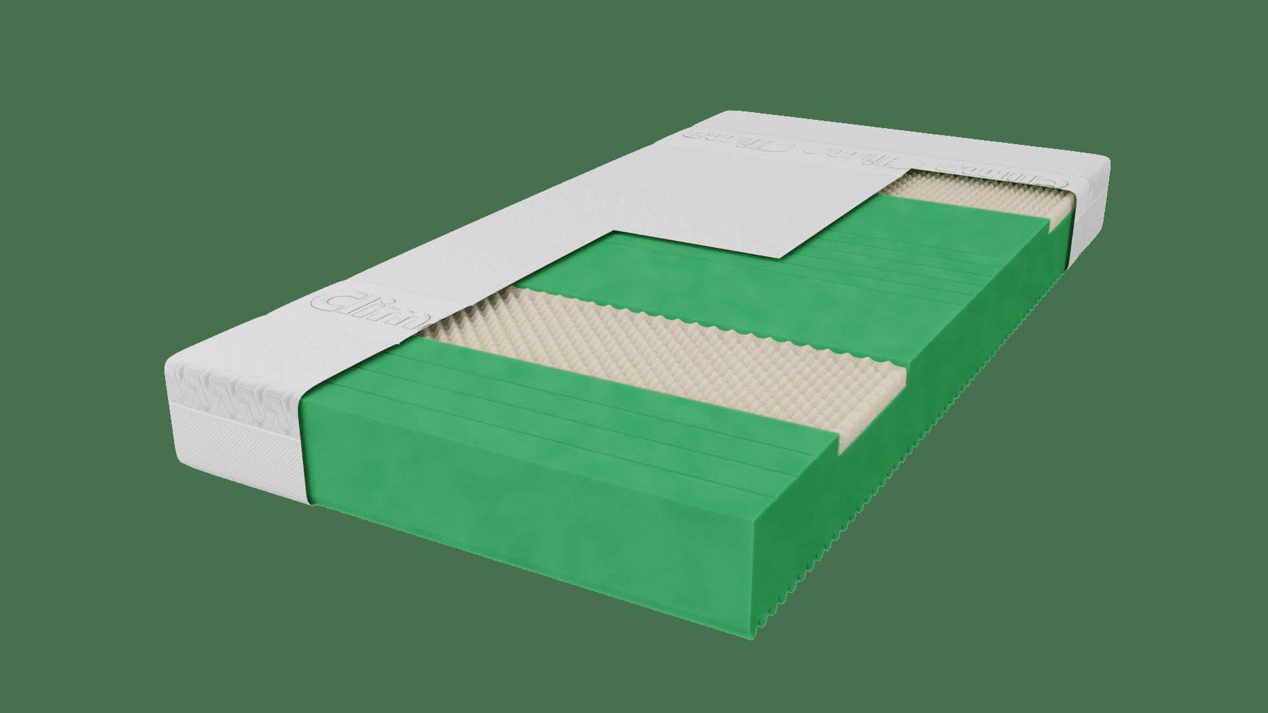 Materac Royal Green