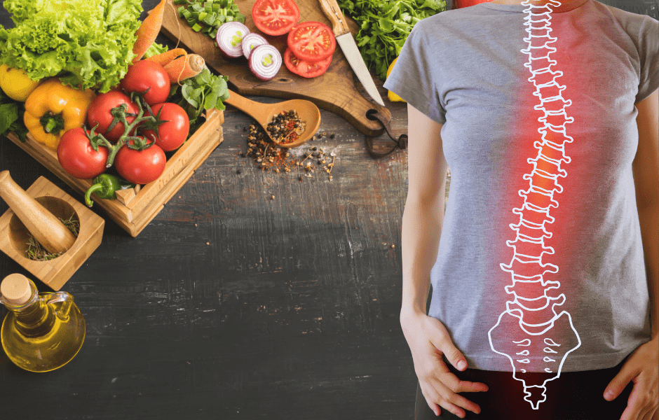 Zdrowa dieta = Zdrowy kręgosłup