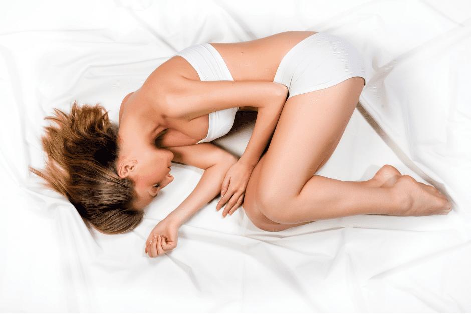 Jaka pozycja jest najlepsza dla snu?